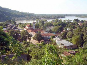 El pueblo está rodeado de una gran riqueza natural.